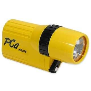 🔝USA Ikelite PCA Yellow Dive Light for Scuba Diving night lamp torch light