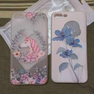 2 case Iphone 7+/8+ (Iphone 7/8 Plus)