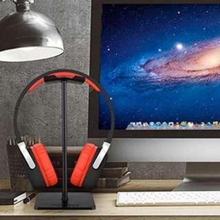 Universal DJ Gamer Headphone Stand Holder Hanger Display