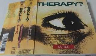 🚚 Therapy (nurse) cd jap jap press with obi
