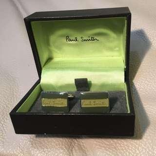 Paul Smith cufflinks 100% Authentic with box (PS)