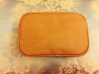 Colette精品皮革化妝包/行李收納包