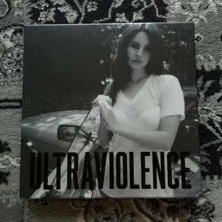 Lana Del Rey - Ultraviolence Deluxe Box Set (Limited Edition)
