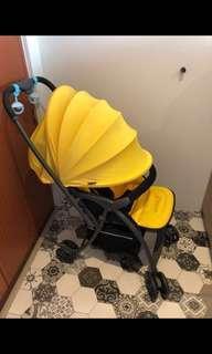 Joovy balloon stroller
