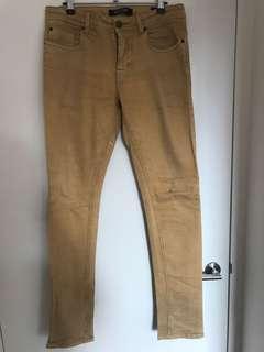Camel jeans