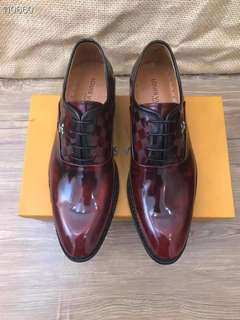 a44b0ee6b7c LV Men s Dress Leather Shoes