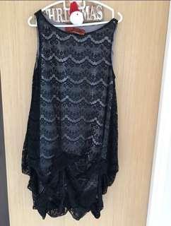 Arthur Yan- Lace Dress