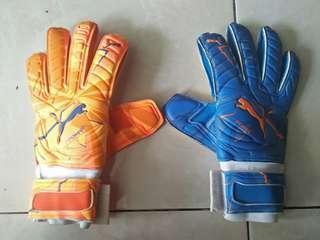 Sarung tangan kiper/futsal Puma Evopower