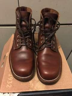 Danner leather boots brown color