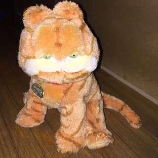 TY Garfield The movie beanie babies