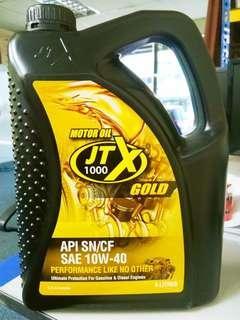 JTX 1000 Engine Oil