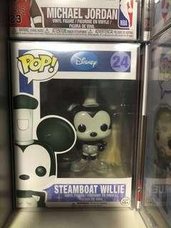 Funko Pop - Steamboat Willie 24