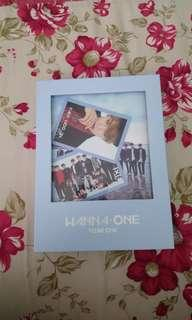 WTS WANNA ONE TO BE ONE