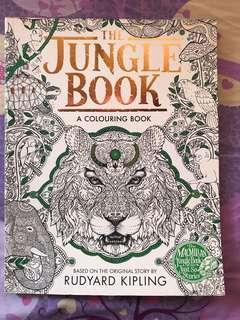 🚚 The Jungle Book ,Coloring Book.