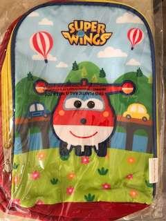 🚚 Super wings backpack