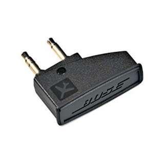 🚚 Bose airplane jack headphones adapter