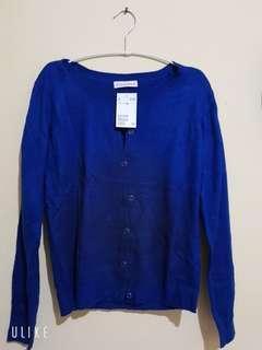 Blue Cardigan import