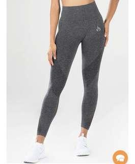 Ryderwear Seamless Tights Size S