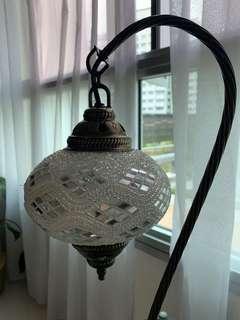 Arabian Turkish lamp