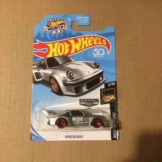 Hot wheels Porsche 934.5 Zamac 2018 HW Month 2018