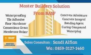 bahan kontruksi chemical BASF