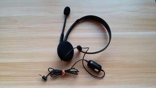 xbox 360 Headset Earphone Microphone Online Multiplayer