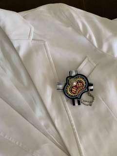 Domanchi White Jacket