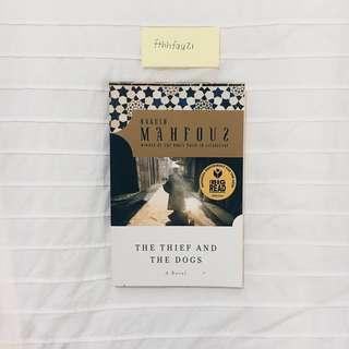 [Fiction] The Thief and The Dogs by Naquib Mahfouz #MMAR18