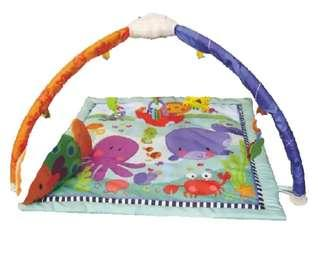 Shears Deluxe Musical Mobile Gym / Baby Mat