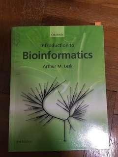 🚚 Intro to bioinformatics (3rd Ed)