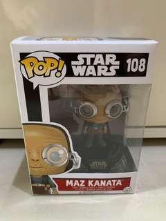 Star Wars Funko Pop Maz Kanata