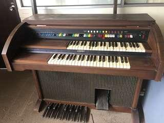 Organ of the 1980s