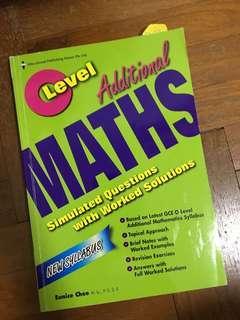 O level A maths study guide