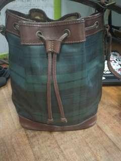 🚚 Vintage polo Ralph bucket bag