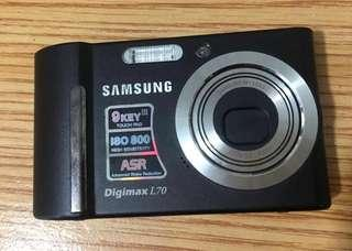 Samsung Digimax-L70 數位相機