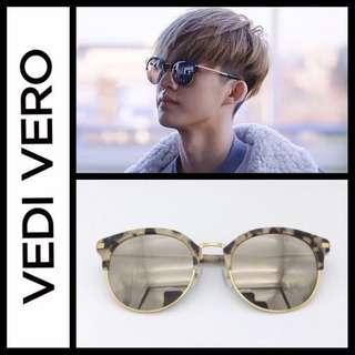 全新韓國 Vedi Vero 玳瑁太陽眼鏡 sunglasses