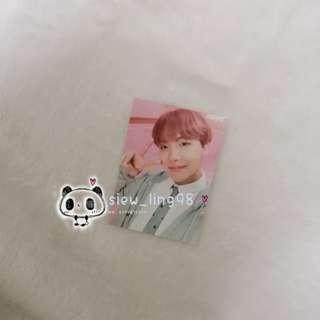 BTS J-HOPE BTS 4TH MUSTER OFFICIAL PHOTO BINDER PC
