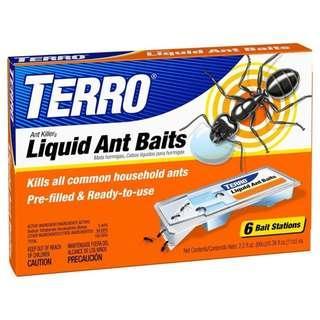 Terro Ant Killer Bait 6 pack