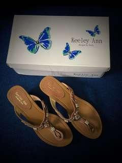 Keeley Ann designed by Italy Native Sandal