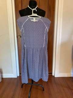 Juana Printed Dress M