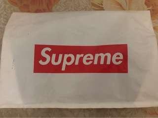 Supreme x Tnf waist bag