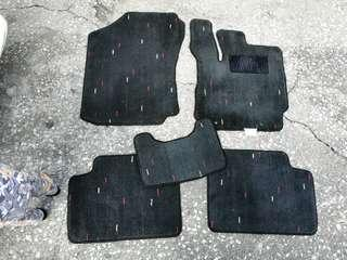 Carpet passo boon for myvi