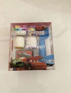 Goodie, Birthday, Goodie Bag- Handle Wheel Seal