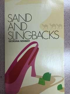 SAND AND SLINGBACKS