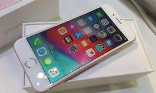 iPhone 7 128gb rose gold sg set