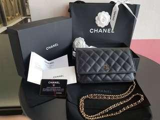 🚚 Wallet on chain chanel