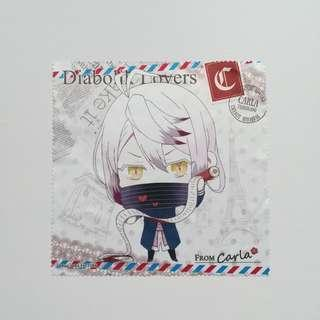 Diabolik Lovers - Tsukinami Carla - Multi-Cloth / Glasses Cleaner Cloth