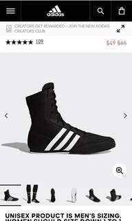 🚚 Adidas Box Hog 2
