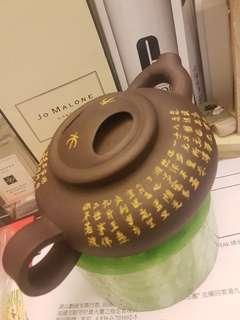 紫砂茶壺收藏品