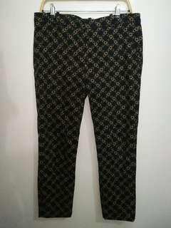 Zara pattern pants
